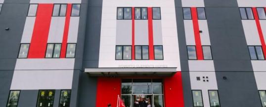 Esperanza Opens Roberto Clemente Homes